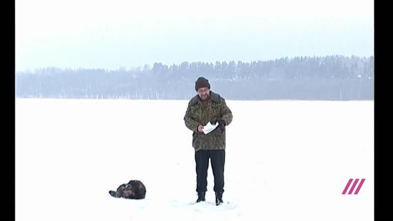 Юрий Шевчук о любимом озере и рыбаке фронтовике Дяде Коле
