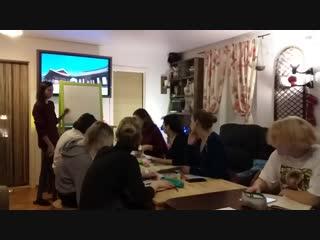 Корейский язык группа начальная SBA CLUB