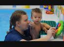 Тренер по грудничковому плаванию это моя жизнь Анжелика Пахоля г Красноярск бассейн Осьминожки