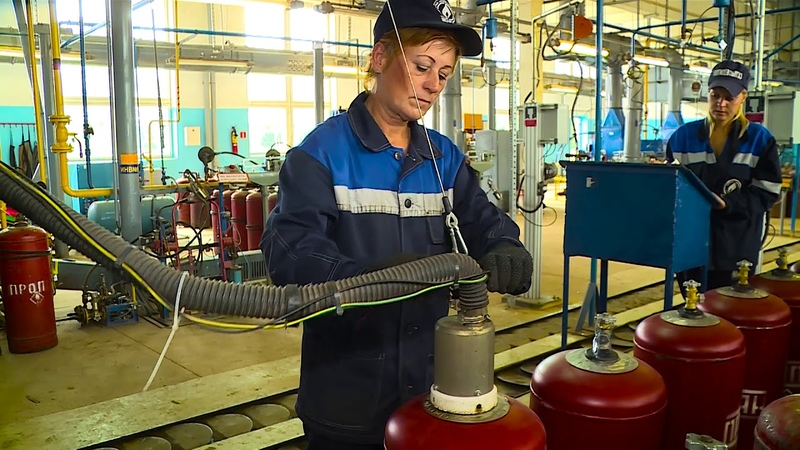 Cнабжение Могилевской области сжиженным углеводородным газом