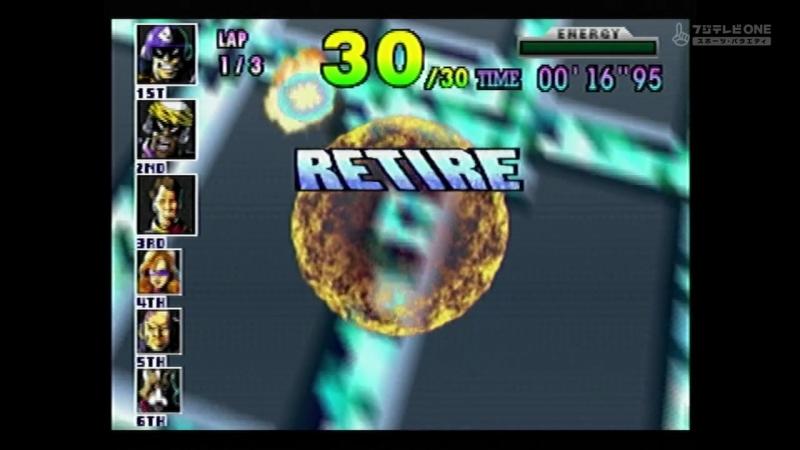 GameCenter CX233 - F-ZERO X [720p 60fps]