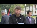 В Грозном открылся парк имени Короля Иордании Хусейна бен Талала