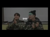 JKs brother posted a video in his IGTV introducing BTS @BTS_twt BTS .mp4