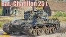 Bat.-Chatillon 25 t : Французская Классика 1vs5 * Оверлорд