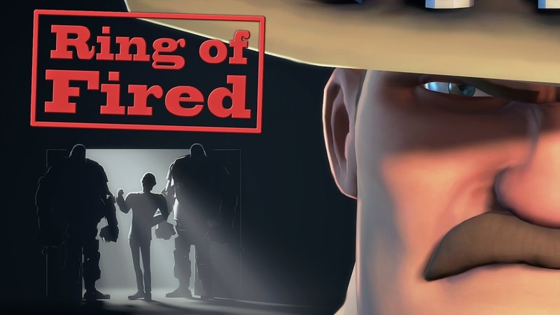 FORTRESS 9 Ring of Fired (TF2 SFM)