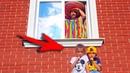 Камиль и Аминка СБЕЖАЛИ Из ДОМА! Для Детей kids children