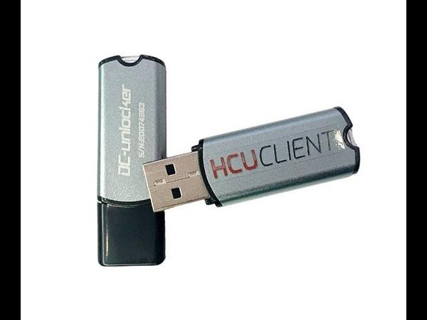 HCU Client dongle обзор и проба пера