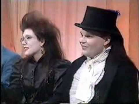Vanessa Vampires and Goths 1995 Part 2 of 3