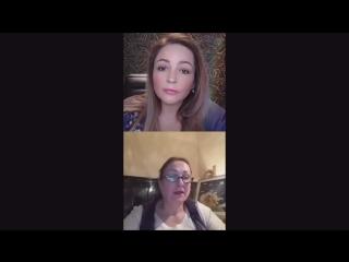 Наталья Козлова и Ирина Недялкова