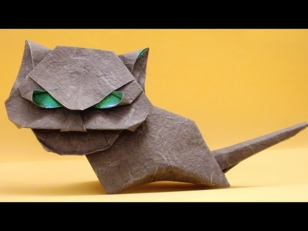 TOP 10 BEST ORIGAMI CATS OF ALL TIME 2017