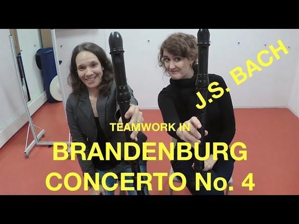 Consort Counsellors: Episode 41: Teamwork in Bach's Brandenburg Concerto No. 4