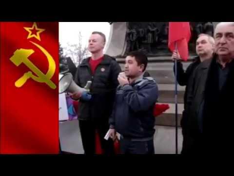ПОРА ОСВОБОЖДАТЬ НАШУ РОДИНУ СССР ОТ ОККУПАЦИИ КОМПРАДОРАМИ