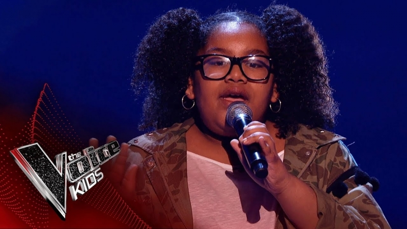 Imani-Renèe - Take Me To The King (The Voice Kids UK 2018)