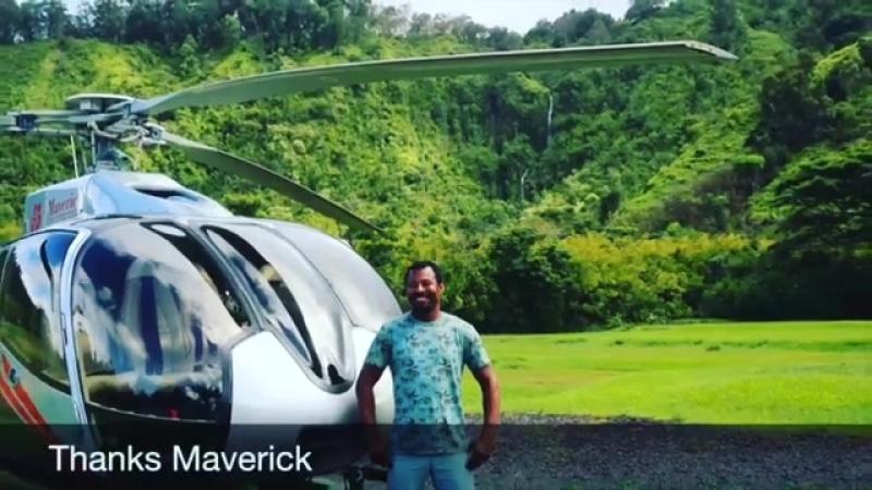 Шейн Мозли на отдыхе в тропическом лесу. Мауи на Гаваях!