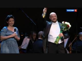 В Москве вручили премию Casta Diva - Новости телеканала