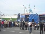 Keith Emerson Band на Сотворении мира в Казани 2008. Начало.