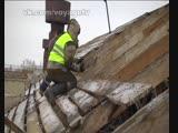 Кап.ремонт крыши дома в 8 квартале