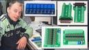 Опторазвязка Релейный модуль Коммутационная плата для Токарного ЧПУ 16А20