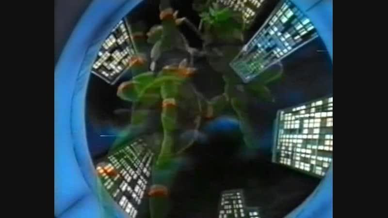 Teenage.Mutant.Ninja.Turtles.(1991).-.5x21.-.Planet.Of.The.Turtleoids.Part I.VHSRip.Rus