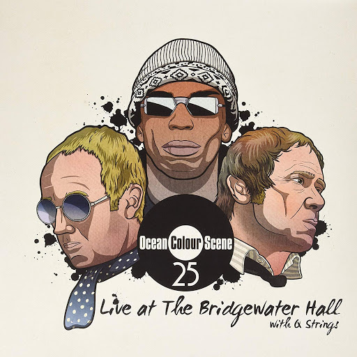 Ocean Colour Scene альбом Live at the Bridgewater Hall With Q Strings