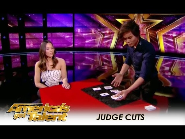 Shin Lim The Worlds BEST Close up Magician SHOCKS Again America's Got Talent 2018