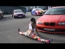 Toris на RoadsidePicnic прекрасные представительницы Car Girls Club