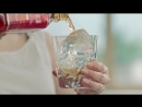 Японская реклама - Чай Kirin Gogo no Kocha