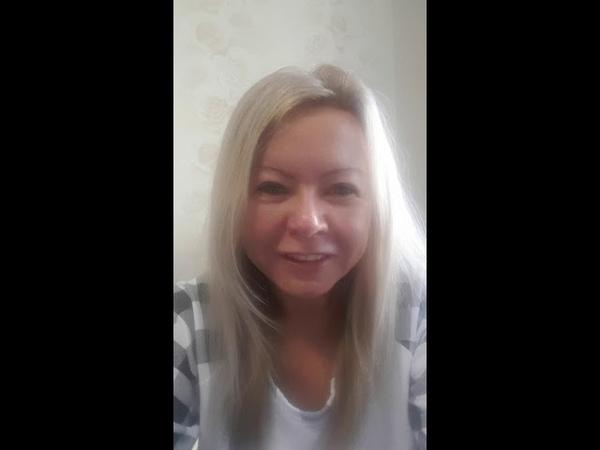 Видеоотзыв на тренинг Аделя Гадельшина от Пановой Ирины