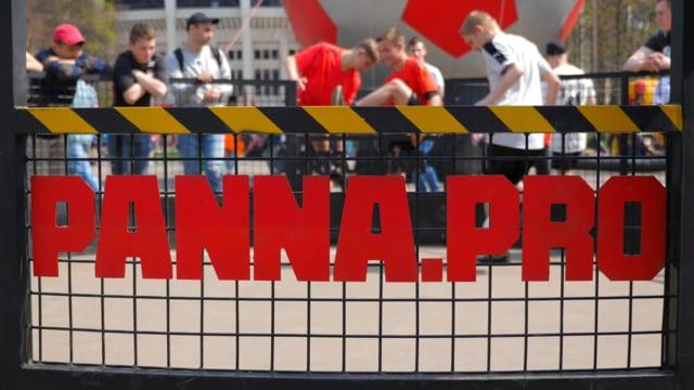 PANNA.PRO на Футбольном мероприятии в Лужниках (01.05.18)