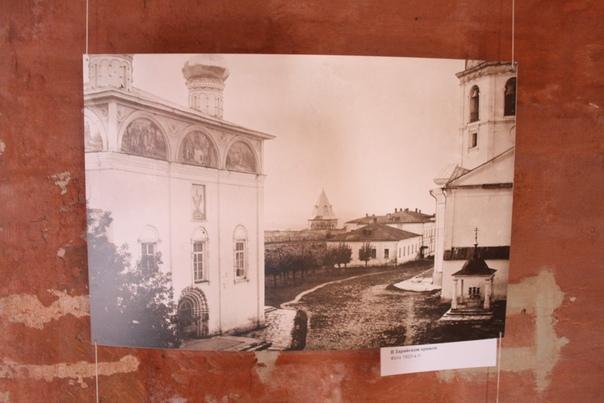 В зарайском кремле. Фото 1920-х годов