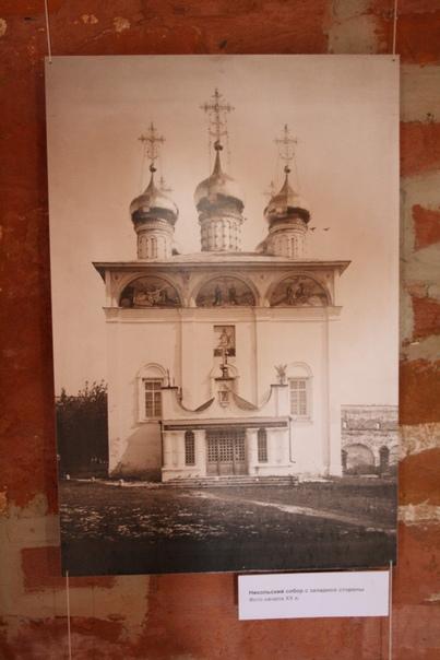 Никольский собор с западной стороны. Фото начала XX века