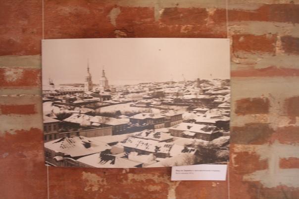 Вид на Зарайс с восточной стороны. Фото начала XX века