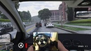 GTA V | Manual Transmission Steering Wheel Mod | Test on Logitech G27 | Freerun
