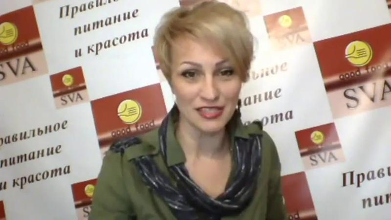 Анна Седнева. 5 Советов как не набрать лишние кг в Новый Год