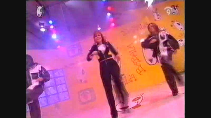 New_Limit_Every_Single_Day_Live_At_Actuacion_En_Tvv_Canal_9_Enero_De_1998
