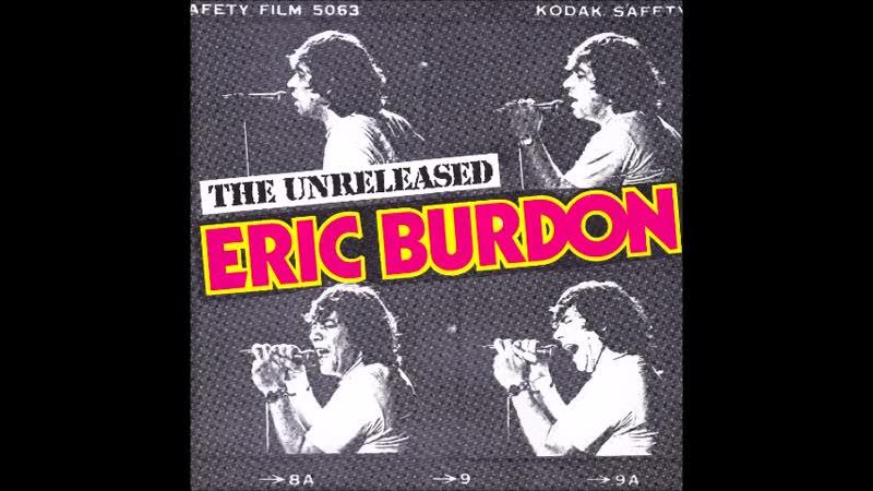 Eric Burdon-Heart Attack [live]