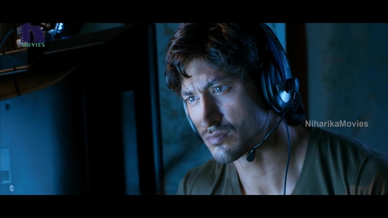 Vidyut Jamwal Warns Vijay Over Attack On Sleeper Cells - Thuppakki Movie Scenes