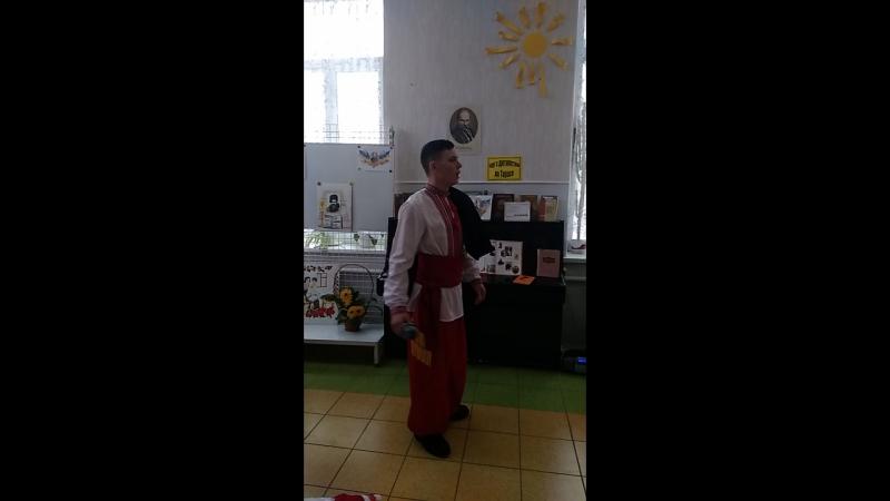 Волков Роман - участник национально - культурного объединения греков Астэризма