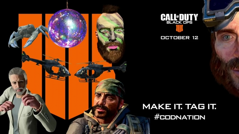 Official Call of Duty®_ Black Ops 4 - Feelin Like a Rockstar CODNATION