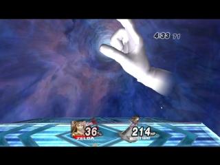 Super Smash Bros Barawl Classic Mode Zelda