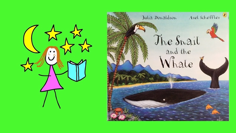 The Snail And The Whale ~ Kids Books Read Aloud