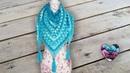 Concours Châle Chignons Crochet Très facile Lidia Crochet Tricot