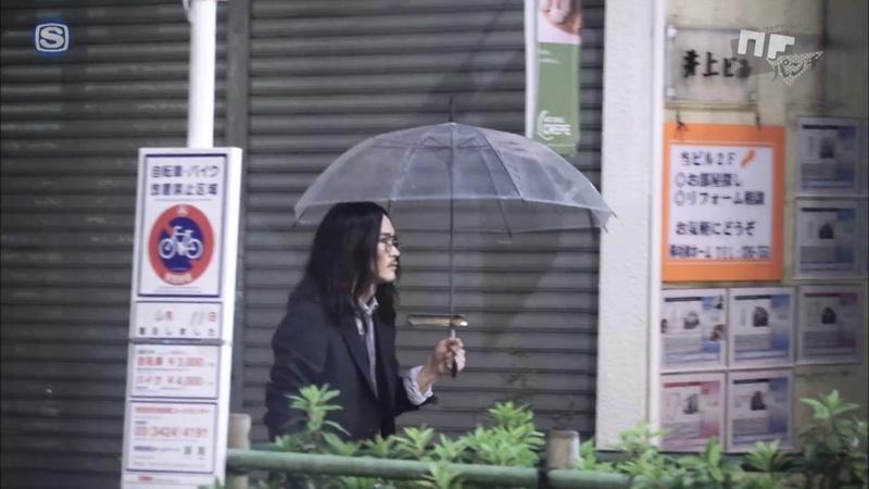 絶対バレない男 at 餃子の王将 下北沢店付近 / 山口一郎(サカナクション65289