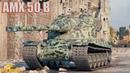 AMX 50 B Отбарабанил Врагов , и В Хвост , и В Гриву Руинберг