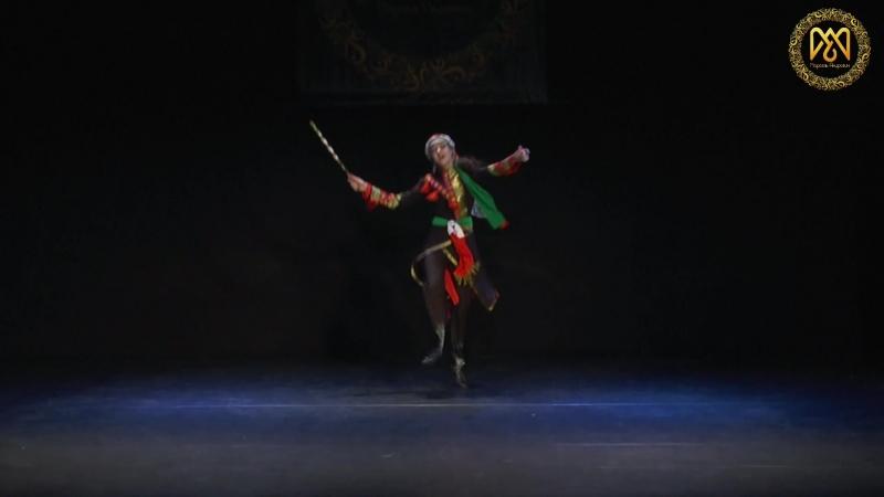 2 Место Соло Фолк Палестинская Дабка на фестивале Dum Tak Orient 13 05 18г