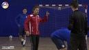 VIDEONOTÍCIA La Selecció de futbol sala es prepara pels dos amistosos contra Lituània