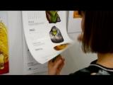 Зеленая точка стала одним из победителей конкурса корпоративных календарей в Ставрополе