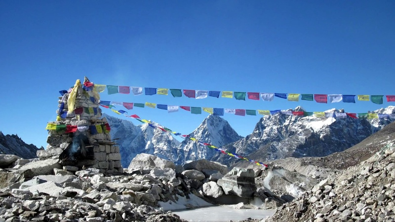 Everest expeditions slideshow