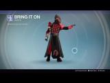 Destiny_20180130 RED OLIMPIC WARLOCK vers42 . ZNAK BRING IT ON .
