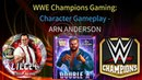 WWE Champions - 🎥 Arn Anderson Character Gameplay - BOTCH GEM MADNESS